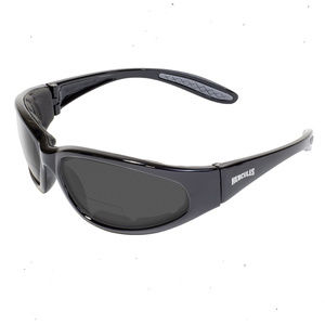 1.5 Safety Glasses Z87 Bifocal Padded Sunglasses